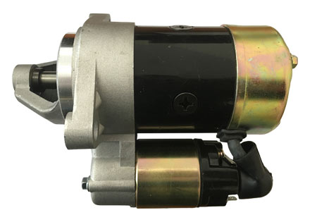 Parts-Accessories : Warrior Replacement Starter Motor